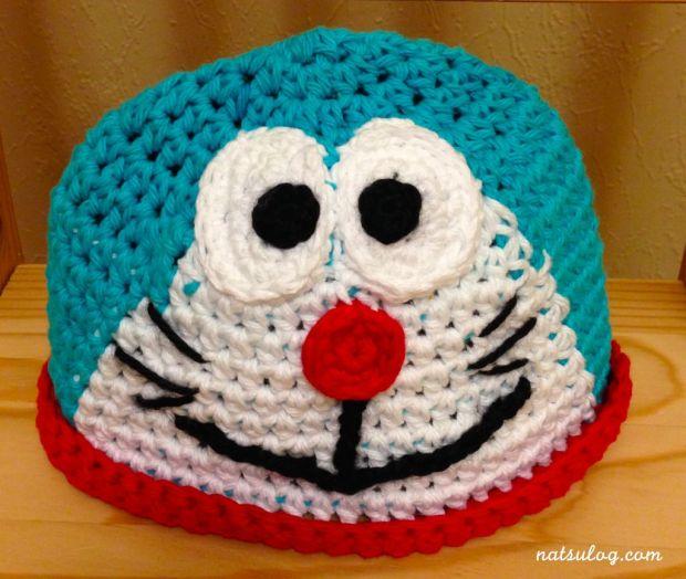 A Doraemon Beanie