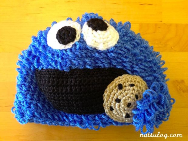 Cookie Monster Beanie
