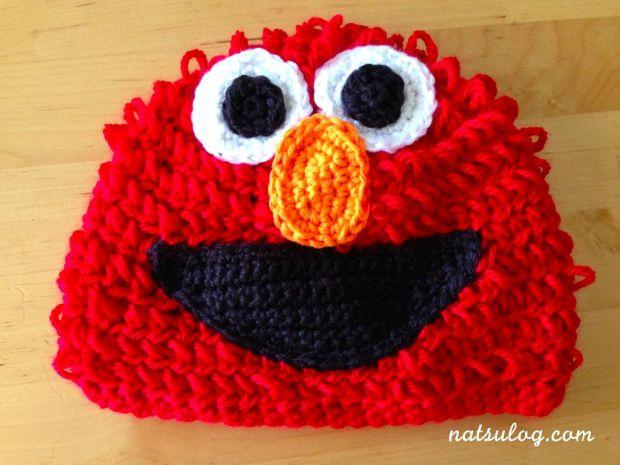 Elmo Beanie