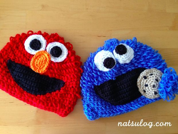 Baby Beanie: Friends from Sesame Street