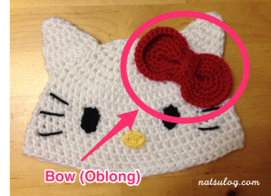 Step 6 : Bow (Oblong)