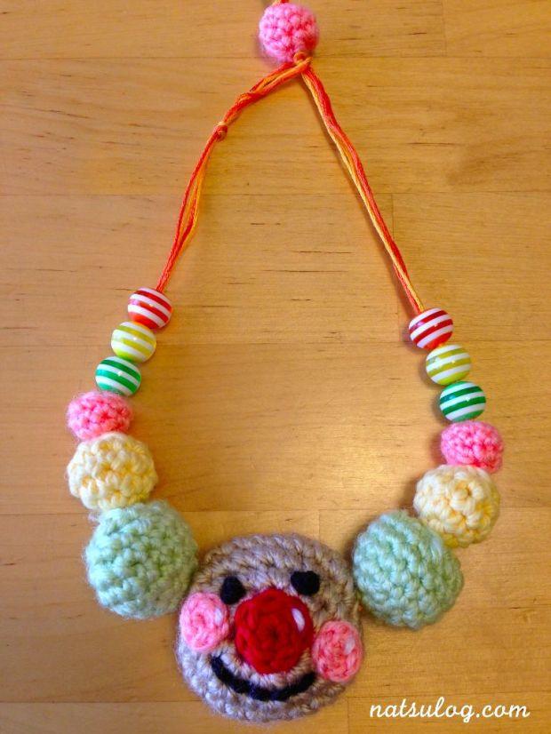Girl's Accessory!! Anpanman Necklace.