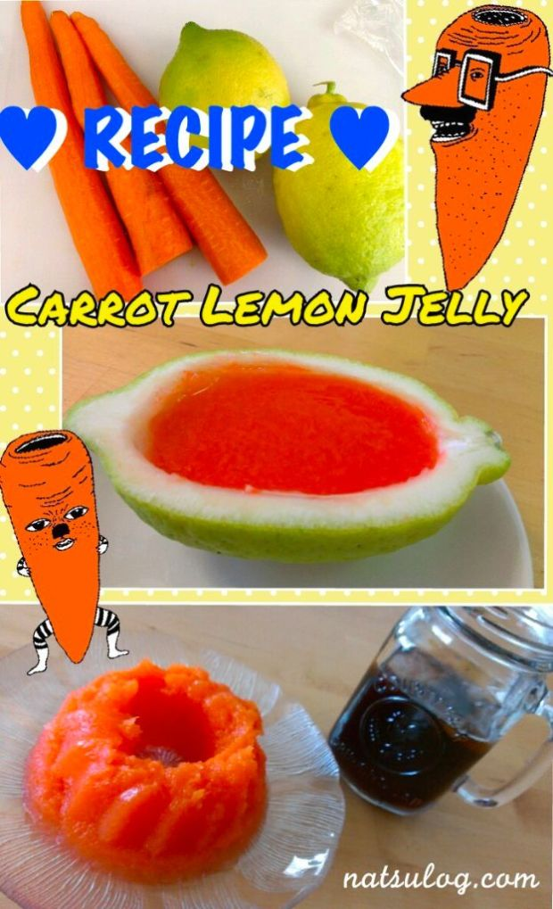 Carrots & Lemon Jelly