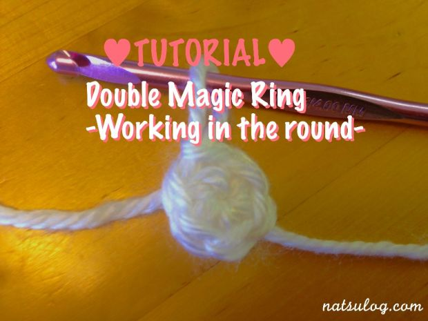 Tutorial: Double Magic Ring