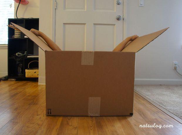 A big box 3