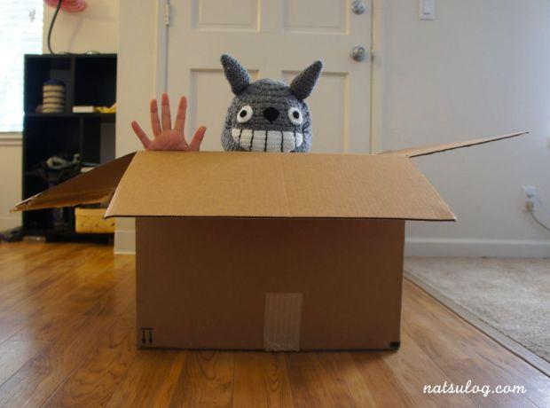 A big box 9