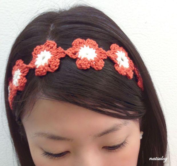 flowerband onhead