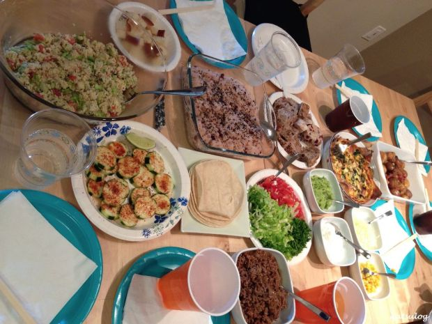 lunch-potluck
