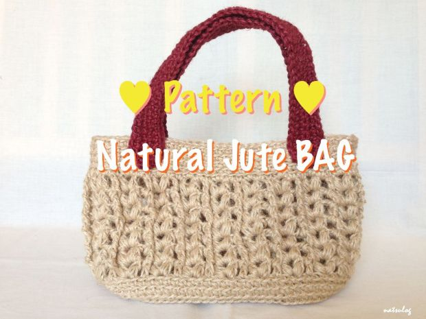 NaturalJuteBAG-pattern