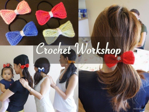 crochetworkshop(beginner)