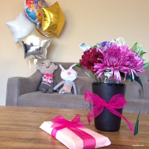 Rina's birthday
