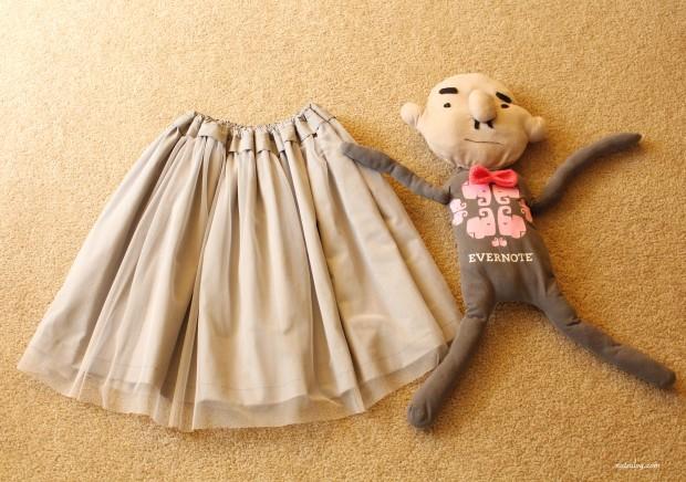 skirt - done
