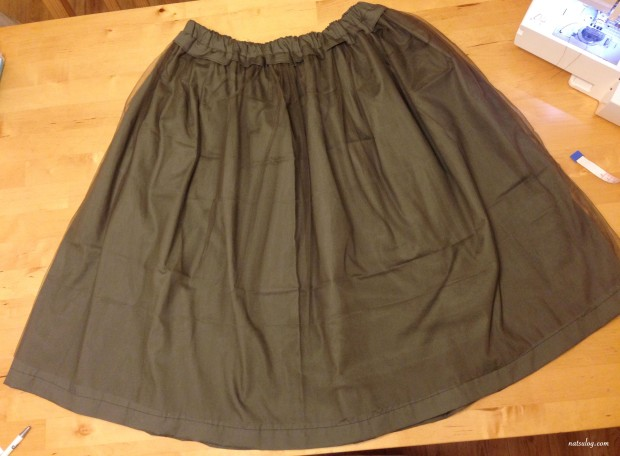 skirt making 3