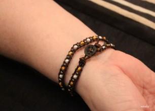 wrap bracelet (student 3)