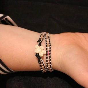 wrap bracelet (student work 2)